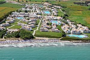 Neptune Hotels Aerial View