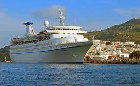 Piraeus - Mykonos - Kusadasi, Turkey - Patmos - Rhodes - Heraklion, Crete - Santorini - Piraeus