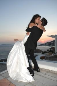 Wedding in Greece - Wedding Ceremony Basic Package