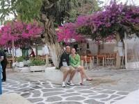 Honeymoon in Greece with Psyche