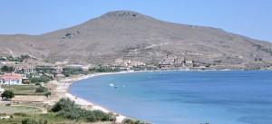 Platy Beach, Lemnos