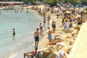 Vouliagmeni Organized Beach