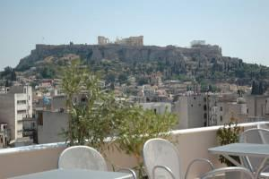 Arion Hotel Acropolis of Athens View