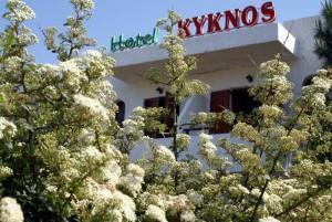 Kyknos Beach