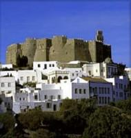 Patmos Castle and Monastery