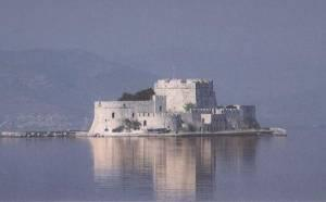 Nafplion: The Bourtzi Castle