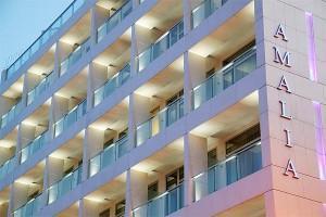 Amalia Hotel, Athens