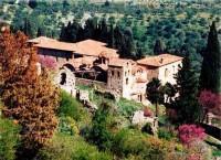 Mystras Byzantine Church