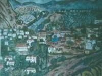 Pelion Theofilos Painting