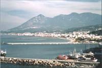 Samos Karlovasi Port