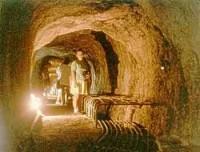 Samos Eftalinos Tunnel