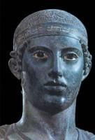 Delphi Bronze Charioteer
