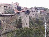 Meteora and the Monasteries