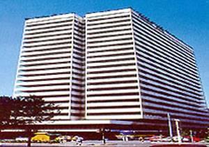 President Hotel Exterior
