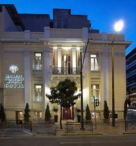 Acropolis Museum Hotel Exterior