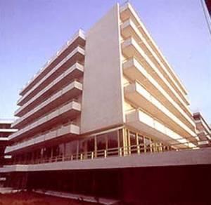 Amarilia Hotel Exterior