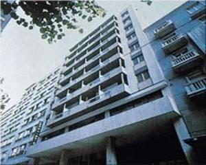 Ionis Hotel Exterior