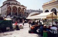 Athens Monastiraki Squ.,