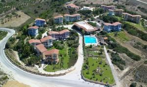 Seagulls Bay Village Aerial View