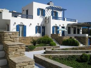Nostos Apartments Tinos