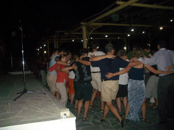 Crete Dancing Entertainment