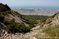 Mt. Hymettus View