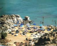 Paros Naoussa Kolimbithres Beach