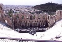 Athens Herodeon Theater