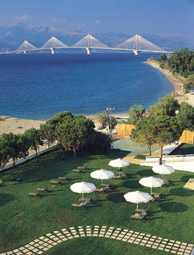 Achaia Beach View
