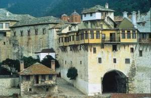 Halkidiki Mount Athos Monastery