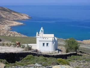 15 Days / 14 nights: Athens (1 night) – Tinos (6 nights) – Paros (6 nights) – Athens (1 night)