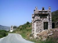 Τήνος: Τρεις περιστερεώνες φεύγοντας από το χωριό Κρόκος, στο δρόμο προς την Κώμη