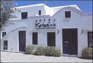 Katerina Hotel Exterior View