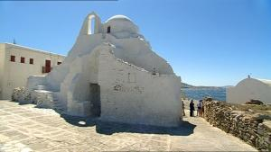 4 Days / 3 Nights: Mykonos (3 nights), plus Delos Island Tour