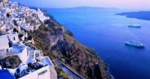 8 Days / 7 Nights: Athens (1 night) - Santorini (5 nights) - Athens (1 night)