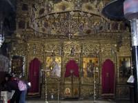 Μονή Αγίου Γεωργίου Φενεού: Το Τέμπλο