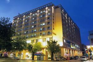 Ξενοδοχείο Καψής: Εξωτερική Όψη