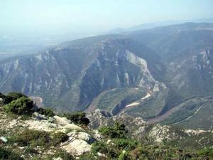 Xanthi Prefecture: A Majestic View of Nestos River