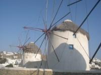 Mykonos Famous Windmills