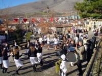 Εράτυρα: Χορός στην Πάνω Πλατεία