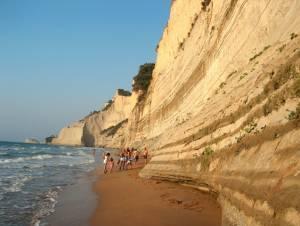 Corfu Logas (Sunset) Beach