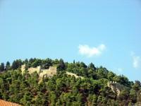 Άποψη του Κάστρου της Ναυπάκτου από νοτιοδυτικά