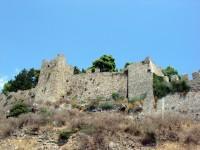 Πλησιάζοντας το Κάστρο της Ναυπάκτου