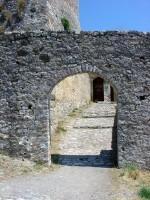 Δυτική Είσοδος στο Κάστρο της Ναυπάκτου