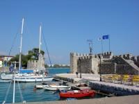 Nafpaktos: Inside the Port