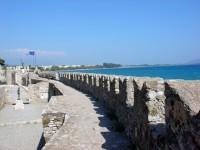 Nafpaktos: Port Rampart
