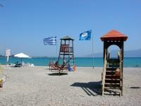 Nafpaktos Psani Beach