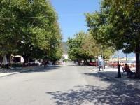 Nafpaktos Psani Beach Alley