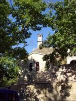 Το εκκλησάκι των Αγίων Πάντων στον Προυσσό