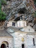 Ιερά Μονή Προυσού: Η Εκκλησία της Παναγιάς της Προυσιώτισσας